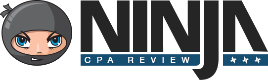 NINJA CPA Review Logo