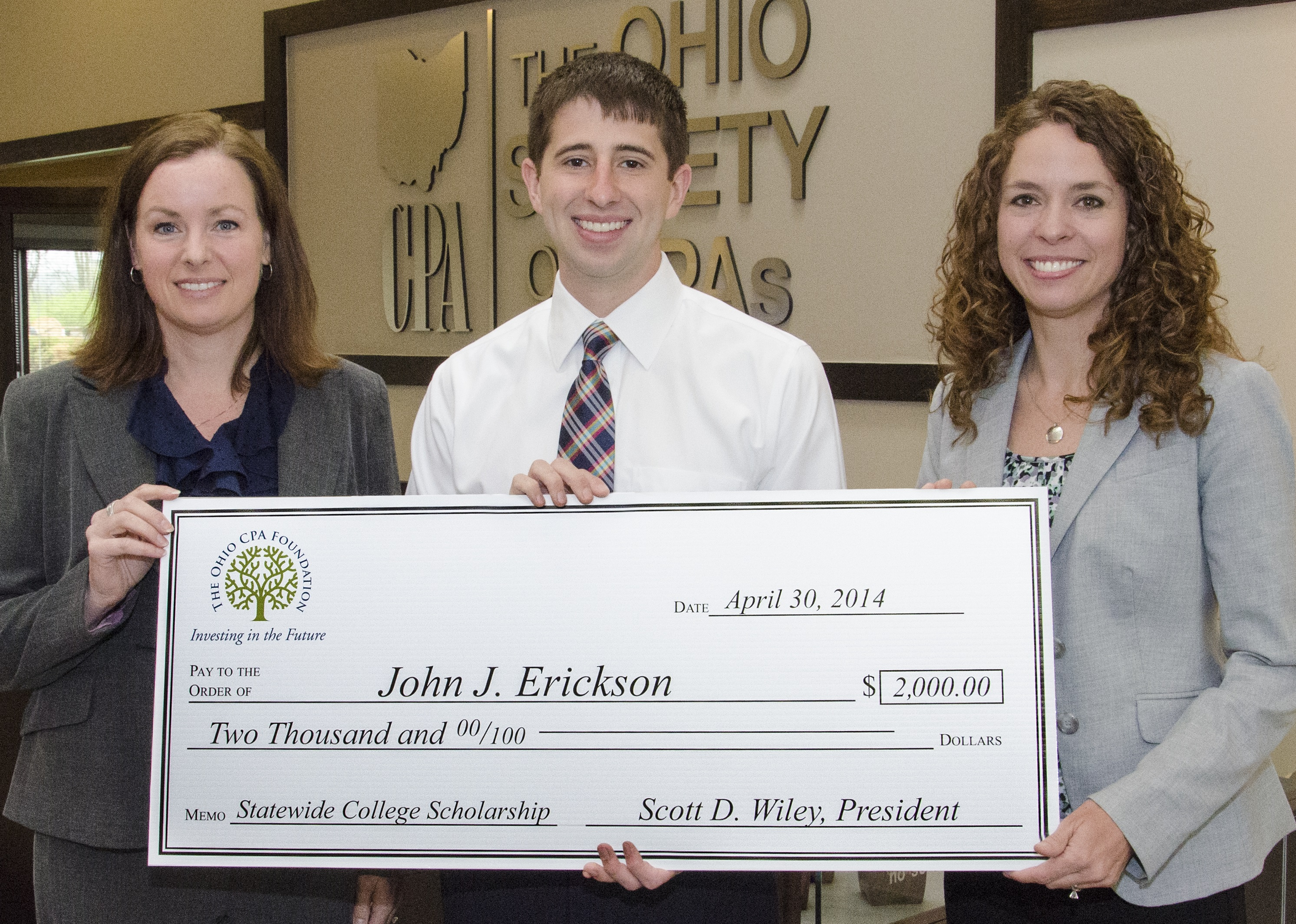 The Ohio CPA Foundation College Scholarship Program