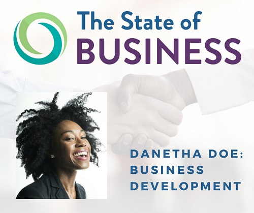 State of Business - Social graphic
